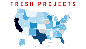 New Construction Projects USA for the Week of 8/12/2019 | Fresh
